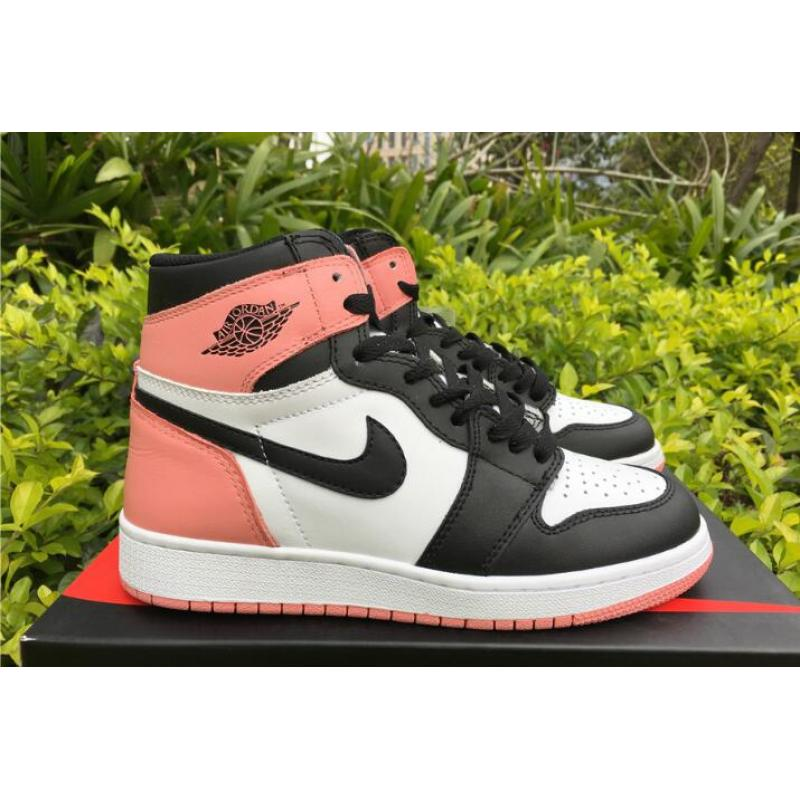 "4591fdc1c0a Super Deals Air Jordan 1 Retro High OG GS ""Rust Pink"", Price: $93.76 ..."