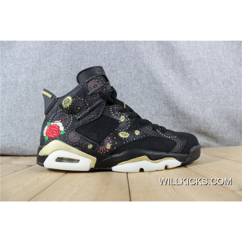the latest 8f678 1d15c Air Jordan 6 Chinese New Year Discount