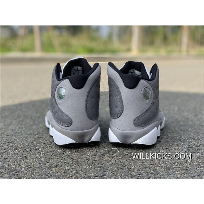 e67e6cfd2465 ... Men Air Jordan 13 Atmosphere Grey Outlet ...