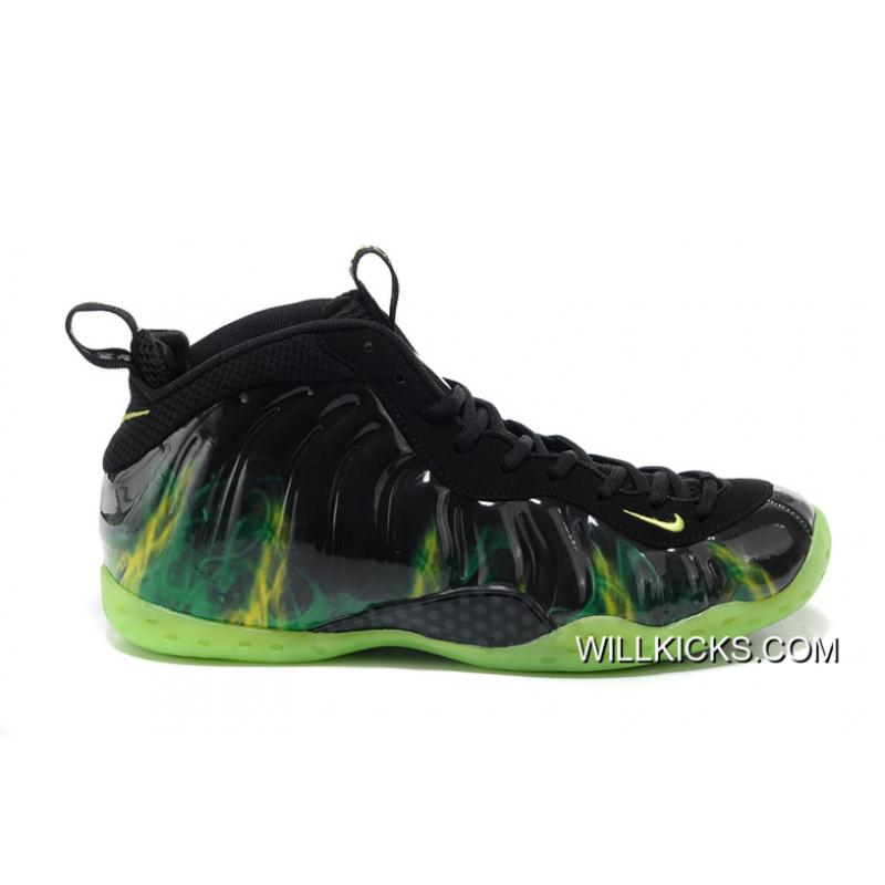 1bde3f9c47aaa Nike Air Foamposite One ParaNorman Black Colorful 579771-003 Best ...