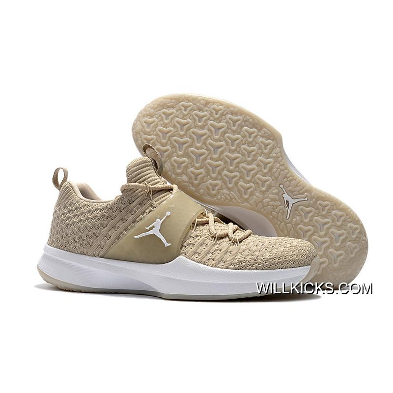 91c01198fe55 Jordan Trainer 2 Flyknit Creamy-White For Sale ...