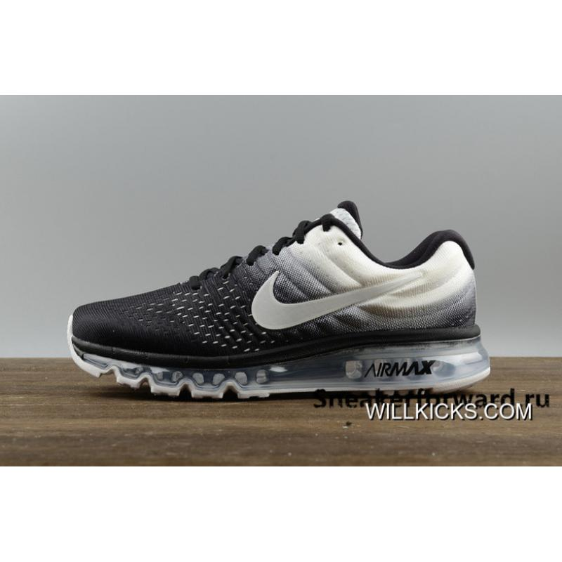 0d6fb4792d4ef Authentic NIKE AIR MAX 2017 Flyknit Runner 849559-010 Best ...