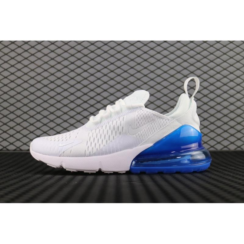 Nike Air Max 270 White Photo Blue Ah8050 105 Free Shipping Price
