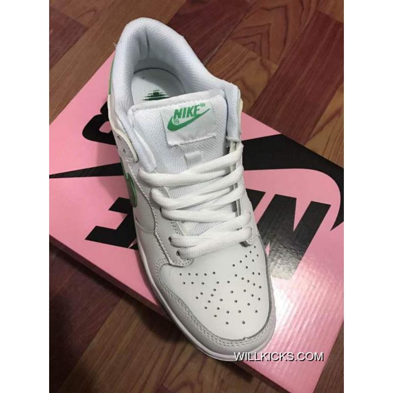 New Style Nike Dunk Low Pro SB St Patricks St Patricks Day Limited Environmental Protection 304292133