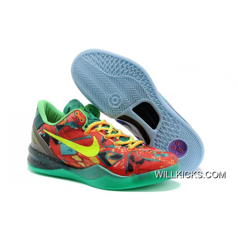 "Latest Nike Kobe 8 ""What The Kobe"" ... dfe055fbd0"