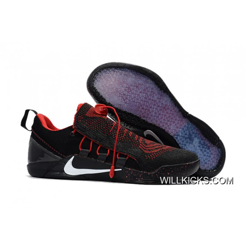 new concept 5f0bc 093a1 Nike Kobe A.D. NXT Black/Red Online, Price: $92.57 - Sneakers, Kicks ...
