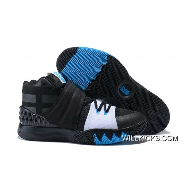 "best website 9c367 19714 Nike Kyrie S1Hybrid ""Opening Night"" Black White-Blue Top Deals ..."