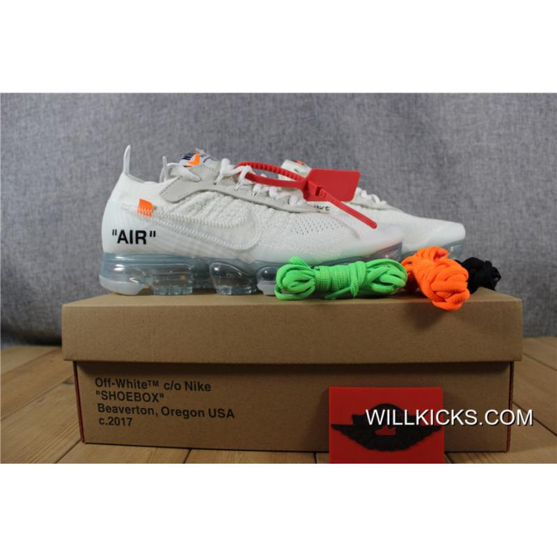 Nike Air Vapormax X OFF-WHITE (White) For Sale ...