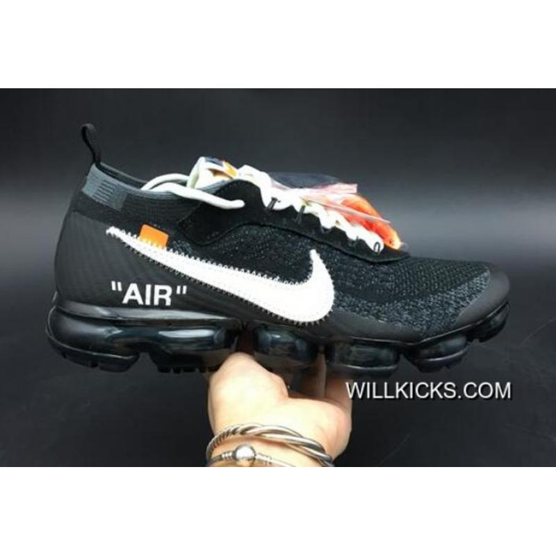 New Release OFF WHITE X Nike Air VaporMax AA3831 100, Price