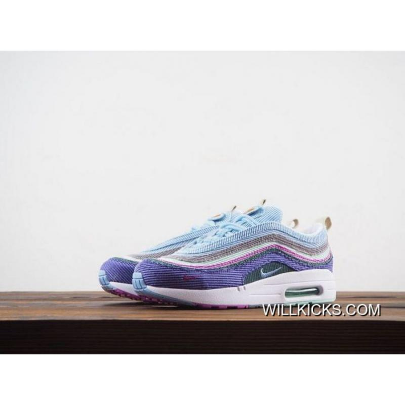 d479e82b099d96 ... Latest Women Sean Wotherspoon Nike Air Max 97 Hybrid SKU 97137-264 ...
