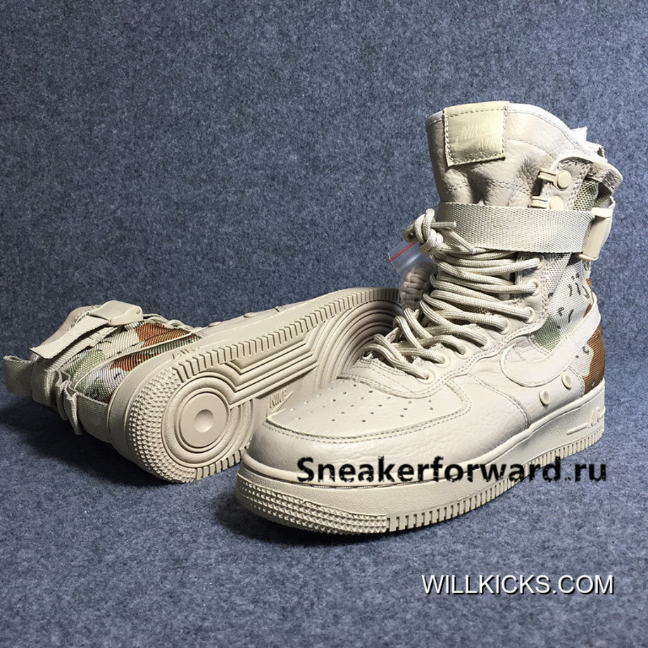 b5f1f366f4629e Nike Special Forces Air Force 1 Boots SF-AF 1 CHINO New Release ...