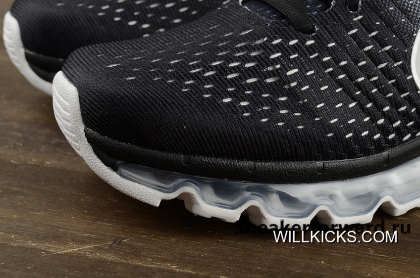timeless design a1237 66f28 Authentic NIKE AIR MAX 2017 Flyknit Runner 849559-010 Best