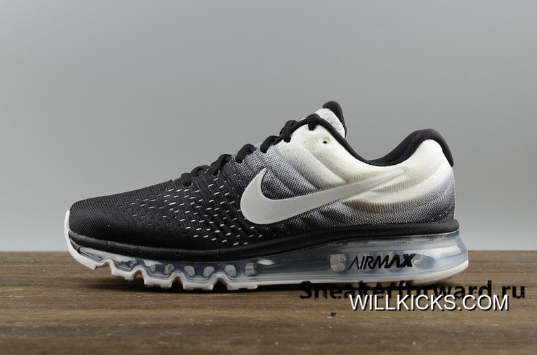6ecd8549c8 Authentic NIKE AIR MAX 2017 Flyknit Runner 849559-010 Best, Price ...