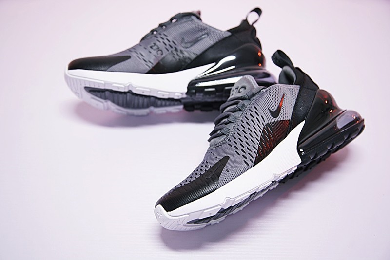 cba692b6d4 Outlet Nike Air Max 270 Black Grey White, Price: $87.48 - Sneakers ...