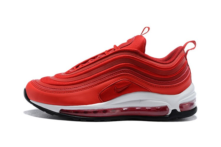 buy online 167f6 3007e Nike Air Max 97 Ultra 17 Gym Red Speed Red-Black For Sale