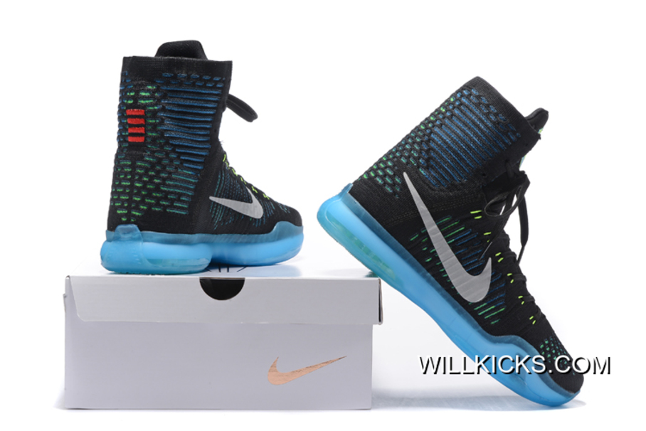 "f7f086d1c82 Nike Kobe 10 Elite High ""Commander"" Super Deals"