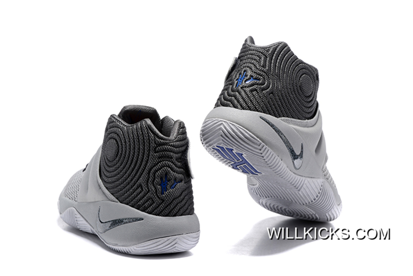 """reputable site 361dc 549ef Nike Kyrie 2 """"Wolf Grey"""" New Style"""