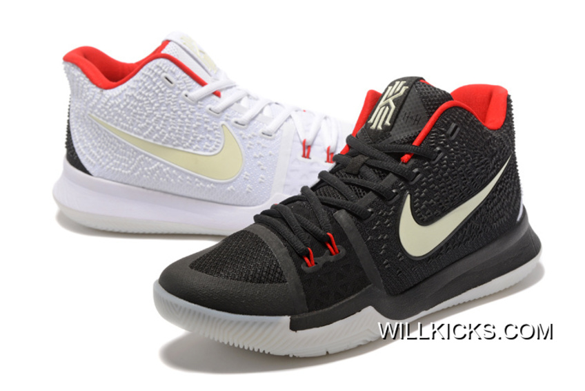 """size 40 5ae3b 33ab3 Outlet Glow In The Dark Nike Kyrie 3 """"Yeezy Asia Tour"""""""