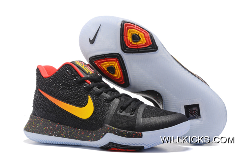 quality design 33067 1f8d5 ... top quality nike kyrie 2 australia yellow top 819583701 nike kyrie 3  black red yellow pe