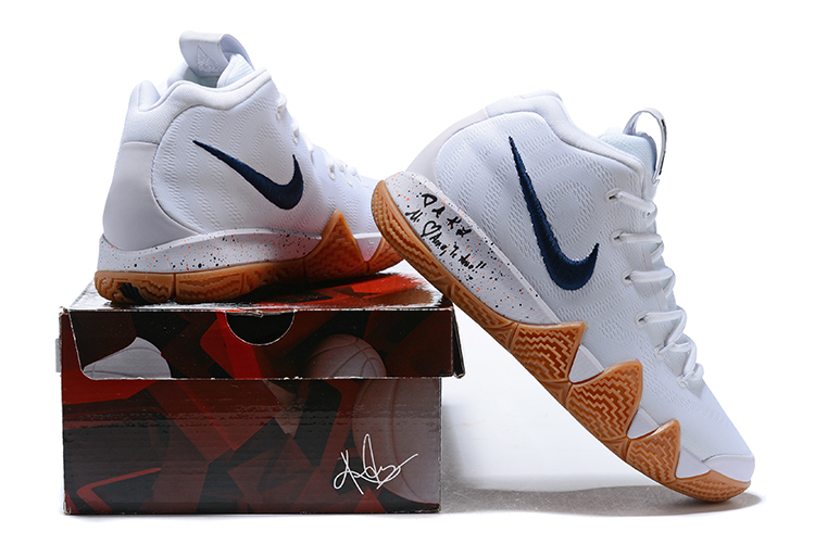 """Nike Kyrie 4 """"Uncle Drew"""" For Sale"""