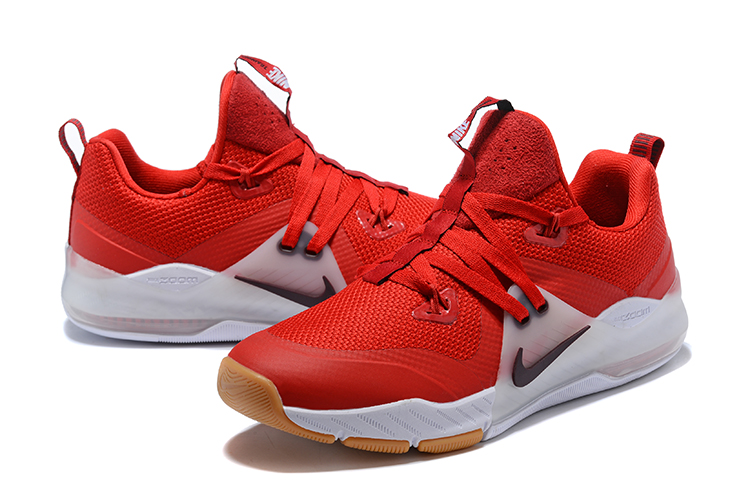 "the latest c15ad 325d5 Nike Zoom Train Command ""Gym Red"" Outlet"