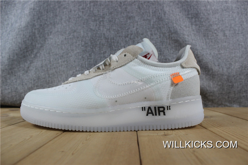 3d824968d7252 3rd Air Force X OFF-WHITE New Style