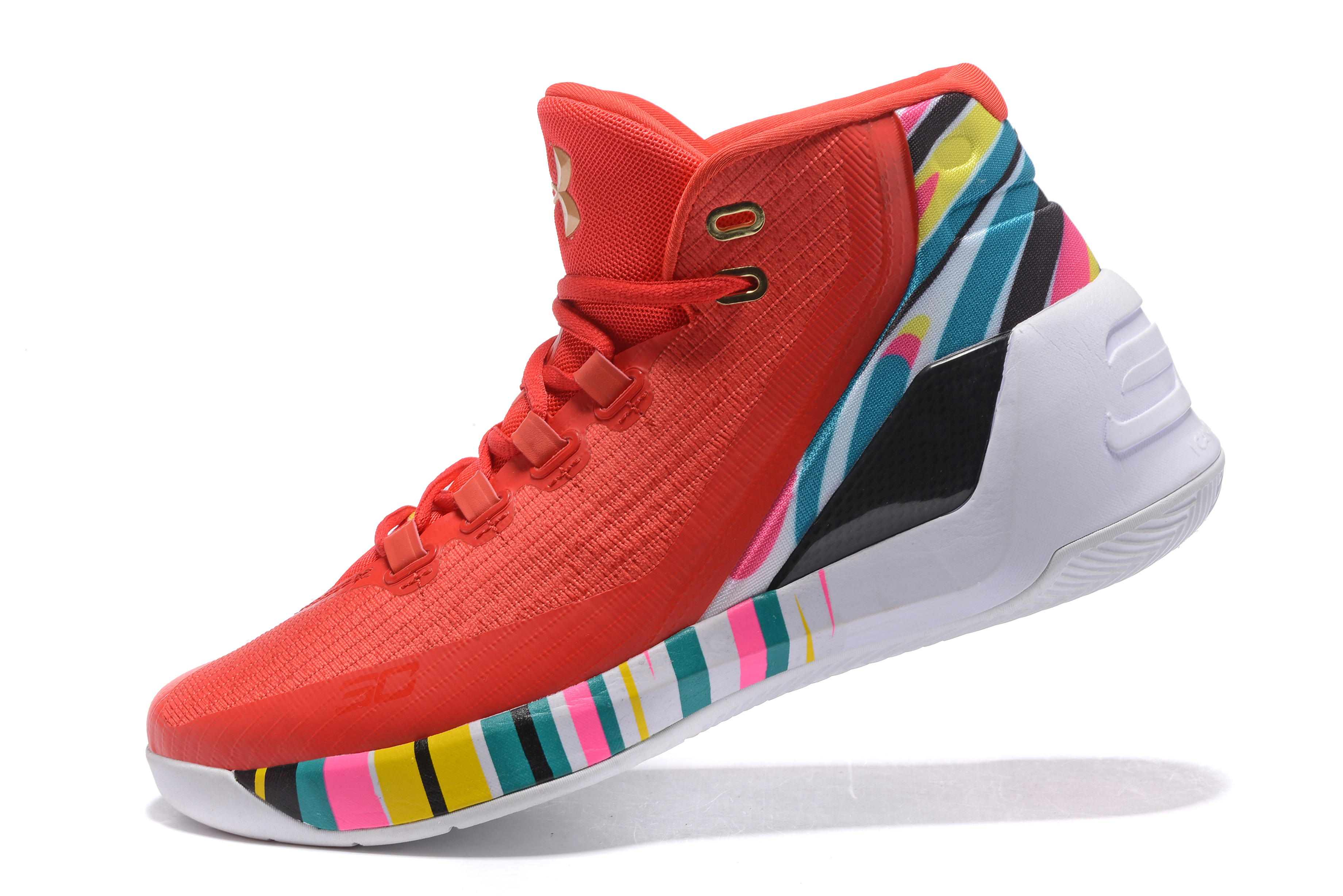 """Top Deals Under Armour Curry 3 """"CNY"""